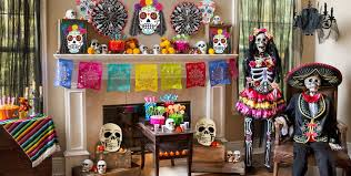 Halloween City Mcallen Tx Hours by Day Of The Dead Decorations U0026 Supplies Day Of The Dead Skulls