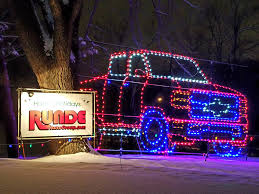100 Used Truck Values Nada Drive Through A Winter Wonderland At Reflections In The Park
