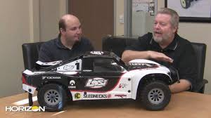 HorizonHobby.com Preview - Losi 5IVE-T 1/5-scale 4WD Off Road Truck ...