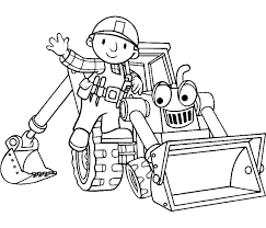 Bob The Builder Pictures To Print And Color