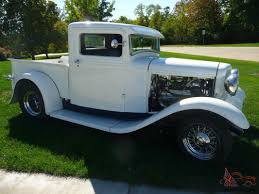 1932 FORD PICKUP TRUCK-MODEL B - ALL STEEL -4