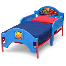 Blaze and the Monster Machines Plastic Toddler Bed Sale $26 50
