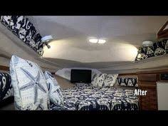 Installing Carpet In A Boat by Learn How To Install Carpet Style Headliner In A Curvy Boat Cabin