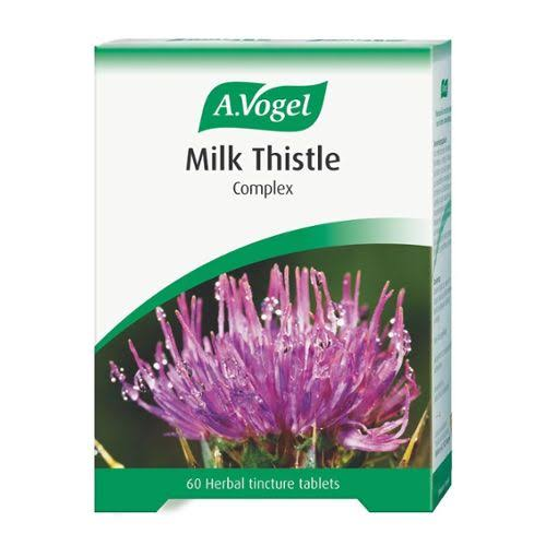 A Vogel Milk Thistle Complex 60 Tablets