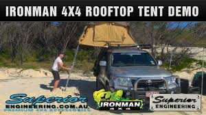 Ironman 4x4 Rooftop Tent Setup & Demo - YouTube What Length Arb Awning Toyota 4runner Forum Largest Universal Awning Kit 311 Rhinorack Crookhaven Mechanical Repairs 4wd Specialists On South Coast Nsw Ironman 4x4 Led Bar Iledsr756 Huma Oto Off Road Aksesuar Youtube Routes Led Bar 35 Best Images Pinterest Jeep And Bull North Eastern Welcome To Our New Location Fortuner 2015 Deluxe Commercial 20m X 3m Camping Grey Car Side Roof Rack Tent Instant With Brackets 14m L 2m Out