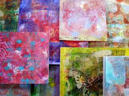 Mixed Media Collage With Chris Cozen