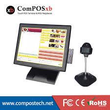 caisse bureau syst m supermarché 15 tactile écrans caisse enregistreuse pos machine
