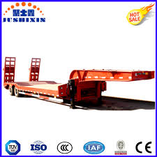 100 Truck Loader 3 China Factory Direct Supply Hydraulic Gooseneck Detachable 24