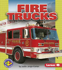 Fire Trucks (Pull Ahead Books) (Pull Ahead Transportation): Judith ...