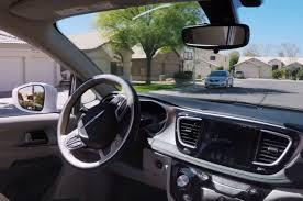 sur si e voiture vidéo waymo montre à quoi ressemble une balade en voiture sans