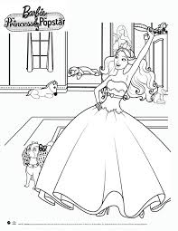 Barbie Princess And The Popstar Coloring Pages Printable Rock Star Ausmalbilder