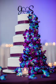 Wedding Ideas By Colour Blue And Purple Theme