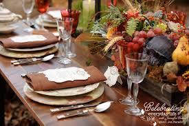 Fall Entertaining & Decor} Outdoor Harvest Thanksgiving Table