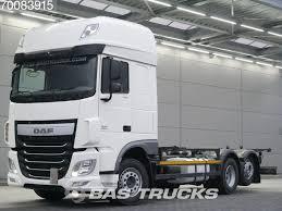 100 German Trucks DAF XF 460 SSC 6X2 Intarder Liftachse ACC FCW Euro 6 Truck