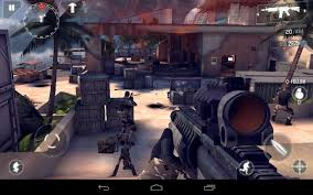 the 10 best person shooter fps for android digit in