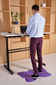 Standing Desk Floor Mat Amazon by Amazon Com Butterfly Ergonomic Non Flat Anti Fatigue Standing
