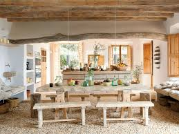 Rustic Country Dining Room Ideas by Furniture 47 Decorations Kids Architecture Alluring Small House