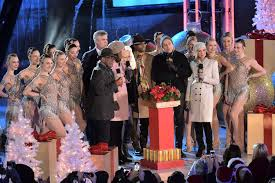 Rockefeller Christmas Tree Lighting 2016 by The Rockettes Perform At Rockefeller Tree Lighting U0026 It U0027s Perfect