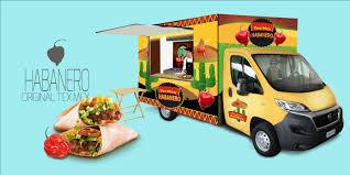 FOOD TRUCK   RESTI Spa EXTENSIVE