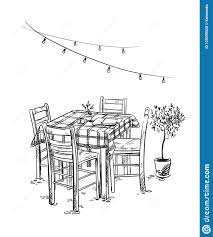 Italian Bistro. Cosy Cafe. Table And Chairs. Stock Vector ... Italian Garden Fniture Talenti Outdoor Living Clip Bora Bistro 5 Piece Patio Set Charcoal Uv Resistant Made Astounding High Top Table And Chairs Wooden Cheapest A Guide To Buying Vintage Fniture Amazoncom Home Source Industries 3piece Padrinos Steakhouse Photo Gallery Celtic Aria Bistro Set Celtic Cast Alinium Garden Best 2019 Ldon Evening Standard Handcrafted In North America Kitchen And Ding Room Canadel 3pc Bar Stools Tables Coffee Horizontal Cabinets