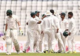 Bangladesh Beat Australia In A Test At Home This Year