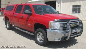 2007 Chevrolet Silverado 2500HD Crew Cab Pickup Truck | Item...