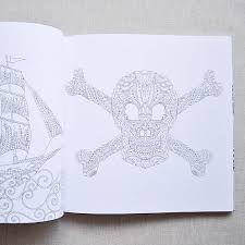 Lost Ocean An Inky Adventure Coloring Book By Johanna Basford