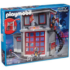PLAYMOBIL Fire Rescue Station - Walmart.com Playmobil 4820 City Action Ladder Unit Amazoncouk Toys Games Exclusive Take Along Fire Station Youtube Playmobil 5682 Lights And Sounds Engine Unboxing Wz Straacki 4821 Md With Rescue Playset Walmart Canada Toysrus Truck Emmajs Airport Sound Saves Imaginext Batman Burnt Batcopter Dc Vintage Playmobil 3182 Misb Ebay