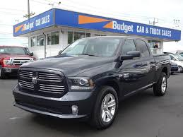 Used 2014 RAM 1500 Sport Edition, Leather Seating, Navigation For ...