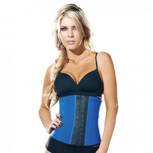 Ann Chery Deportiva Latex Waist Trainer Blue - S 2026