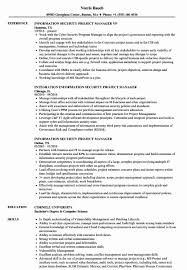 Information Security Manager Sample Resume Pdf Inspirational Project Example Samples Sap Doc Canada Cv