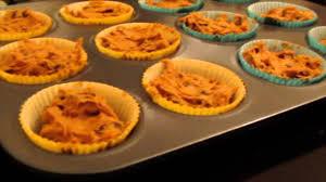 Bisquick Pumpkin Chocolate Chip Muffins by Simple 3 Step Pumpkin Muffins Youtube