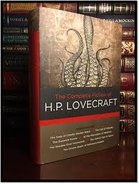 This Is A Brand New Hardcover Edition Of The Complete Fiction HP Lovecraft
