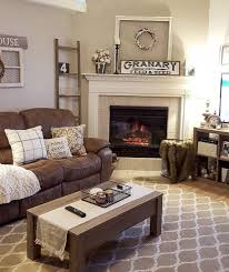 Rustic Farmhouse Living Room Decor Ideas 41