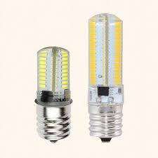 New E17 LED Bulb Microwave Oven Light Dimmable AC 220V 240V 4 Watt