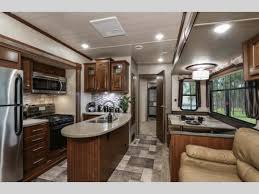 5th Wheel Campers With Bunk Beds by Oakmont Fifth Wheel Rv Sales 2 Floorplans