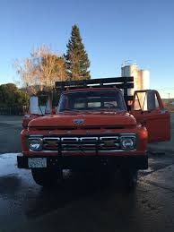 Ford F-100 F-600 V8 Custom Cab Long Truck 1964 Good Condition ... 1964 Ford F100 Truck Classic For Sale Motor Company Timeline Fordcom Coe A Photo On Flickriver F250 84571 Mcg Antique F350 Dump Vintage Retro Badass Clear Title Ford Custom Cab Truck Two Tone 292 Y Block 3speed With Od 89980 81199 Hemmings News Pickup 64 F600 Grain As0551 Bigironcom Online Auctions 85 66 Econoline Pick Up Sale Trucks