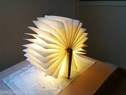 Lumio Book Lamp Led reading Light Led Book Light