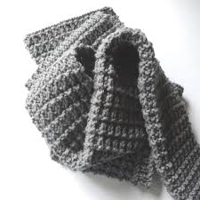 scarf knitting patterns for men crochet and knit