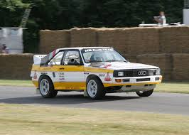 Audi Sport quattro S1 E2 Homologation Version