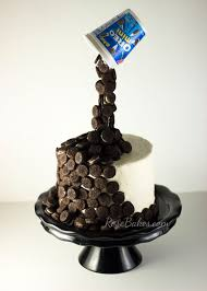A Busy Weekend Caleb s Birthday & Gravity Defying Oreo Cake