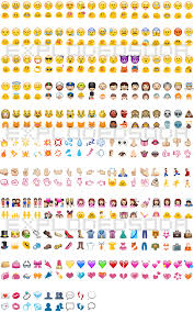 iOS to Google Hangout Emoji parison
