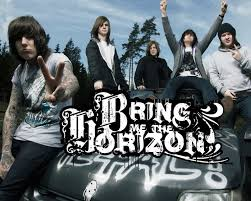 The Bedroom Sessions Bring Me The Horizon by Biografi Bring Me The Horizon Metal Is Power