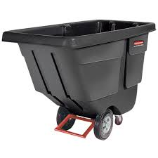 RUBBERMAID Black Tilt Truck, 13.5 Cu. Ft. Capacity, 450 Lb. Load ... Rubbermaid Fg102800bla Rectangle Dome Tilt Truck Lid Plastic Black Cart Wheels Trash Cans Rubbermaid 135 Cu Ft Capacity 450 Lb Load Akro Mils 60 Gal Grey Without Tilt Truck Max 2722 Kg 1011 Series Videos Rotomolded By Commercial Rcp1314bla Cleaning Equipment Supplies Refuse Control Debris Removal Carts Trucks In Stock Uline Abandoname Dump 1 2 Cubic Yard 850pound