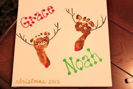 Kids Christmas Crafts Ideas Also Great Homemade Gifts