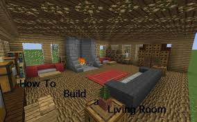 How To Build a Minecraft Living Room