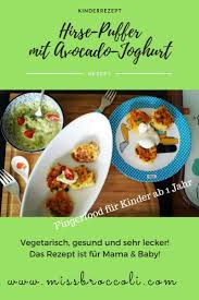 hirse burger mit avocado joghurt und salat familienrezept