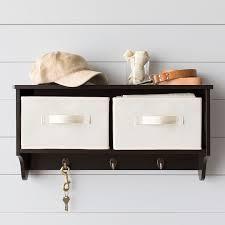 white wall shelves target
