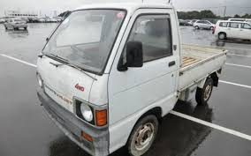 Used 1990 DAIHATSU HIJET TRUCK/M S81P For Sale BF703222 BE FORWARD ...