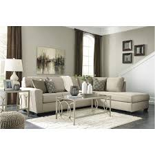 Ashley Furniture Calicho Ecru Living Room Sofa